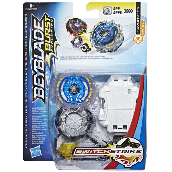Beyblade Burst Evolution-CAINOX C3