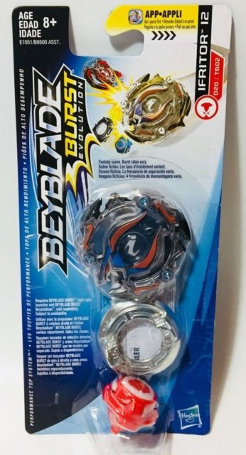Beyblade Burst Evolution-IFRITOR I2