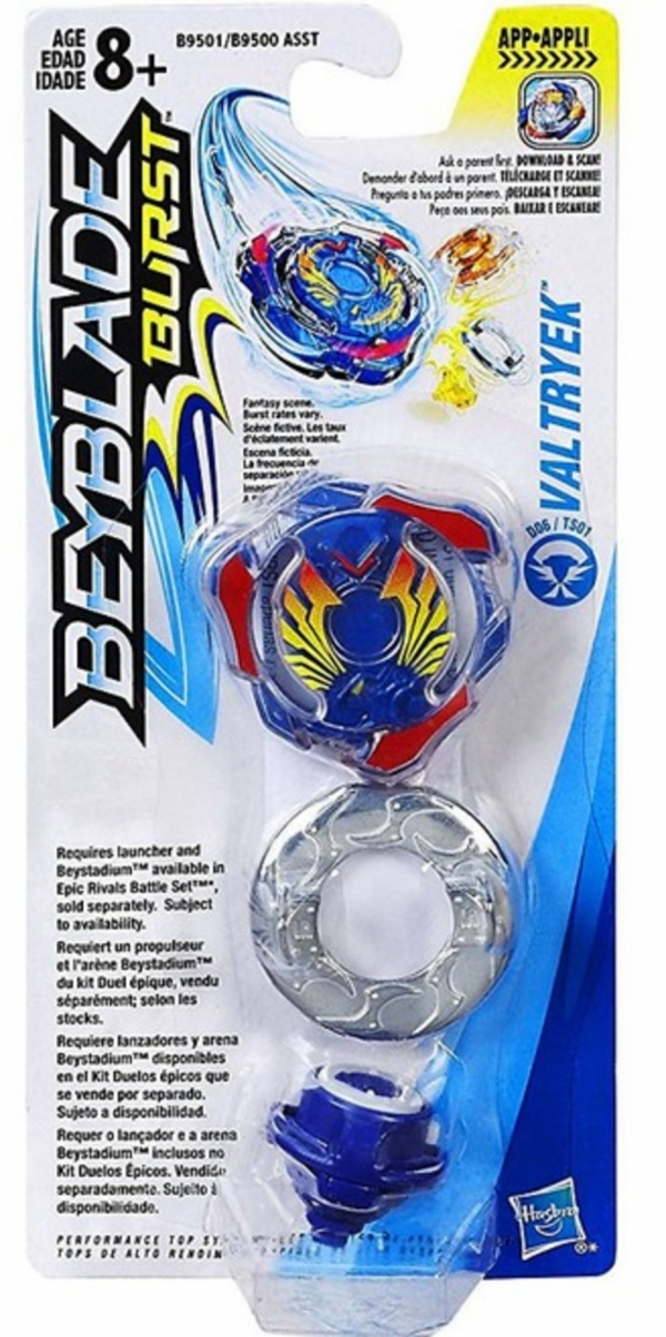 Beyblade Burst Evolution-VALTRIEK