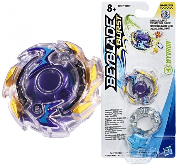 Beyblade Burst Evolution-WYVRON