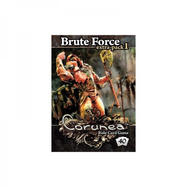 Corunea-Brute Force-Extra-Pack 1