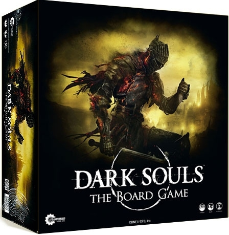 Dark Souls-The Board Game