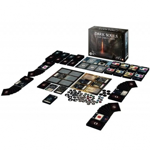 Dark Souls-The Card Game