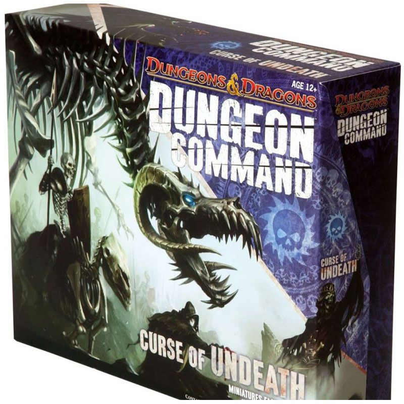 Dungeon Command-Curse of Undeath