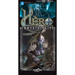 Hero Immortal King-La Forge des Enfers