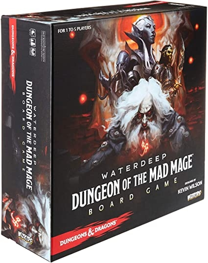 Waterdeep : Dungeon of the Mad Mage