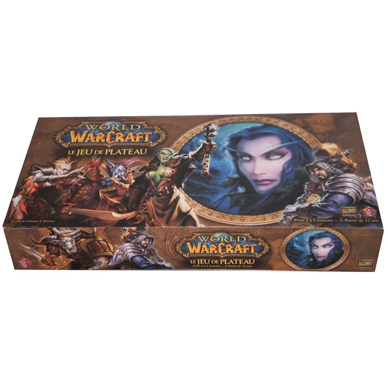 World of Warcraft-Le Jeu de Plateau
