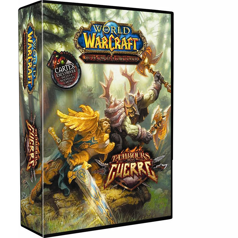 World of Warcraft-Tambours de Guerre
